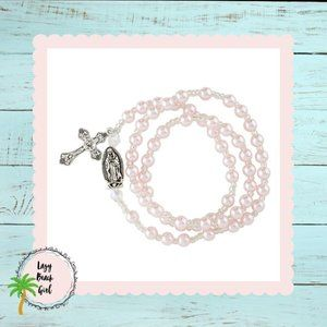 Jewelry - Our Lady of Guadalupe Wrap Style Rosary Bracelet